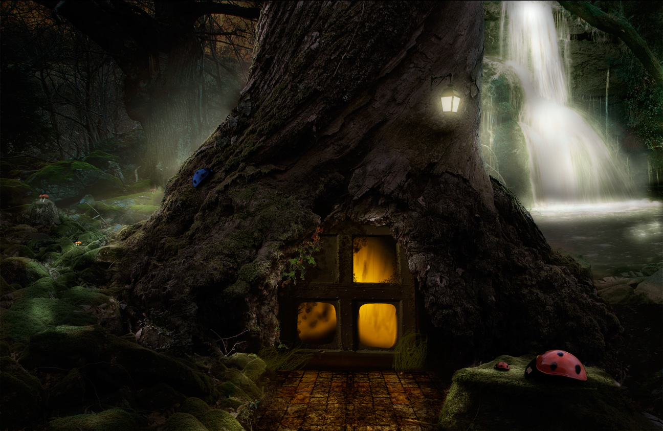 Illustration presse Tree Tale
