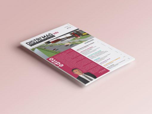 DISTRIMAG MAISONS DU MONDE – magazine d'infos 12 pages