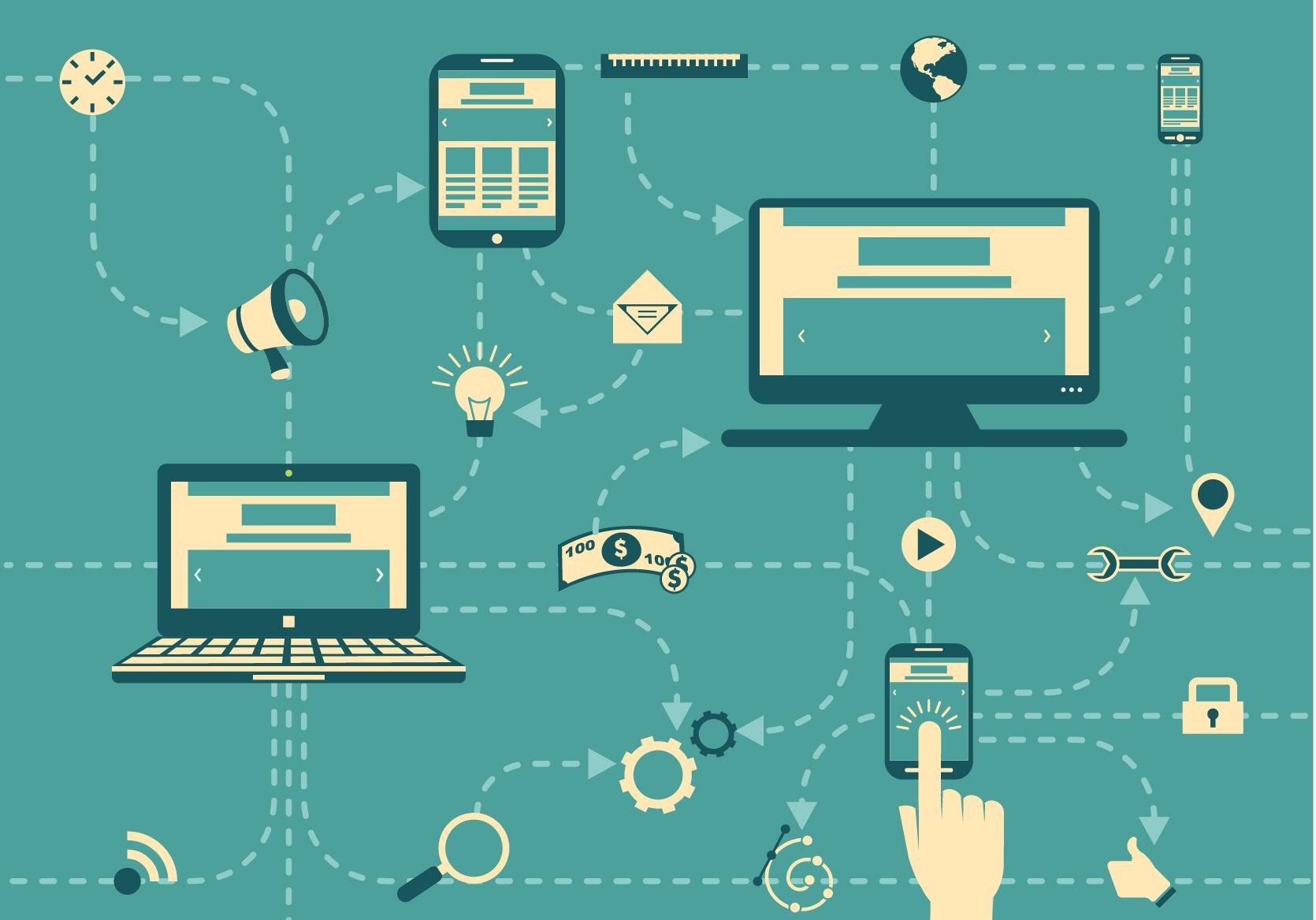 les métiers du webdesign