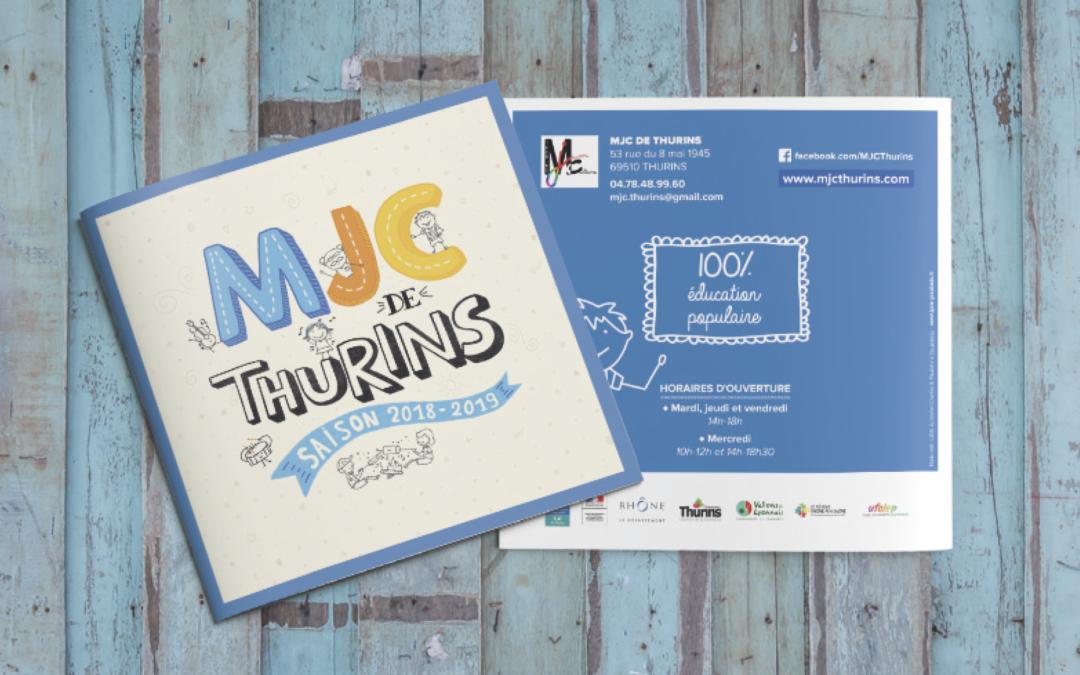 Programme MJC Thurins